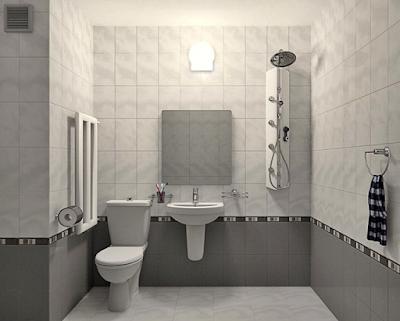 Desain Kamar Mandi Minimalis Modern Untuk Rumah Sederhana Bernuansa Cerah