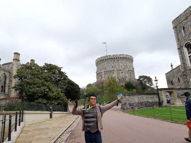 Tips ke Windsor Castle