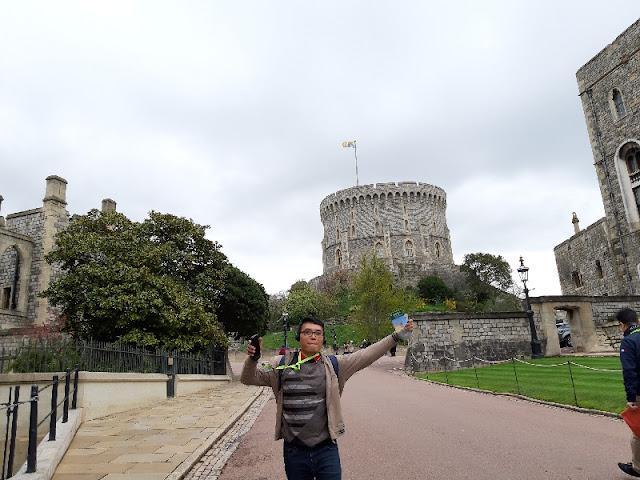 Tips ke Windsor Castle