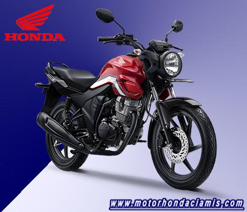 Mau Kredit Motor Honda CB Verza Ciamis
