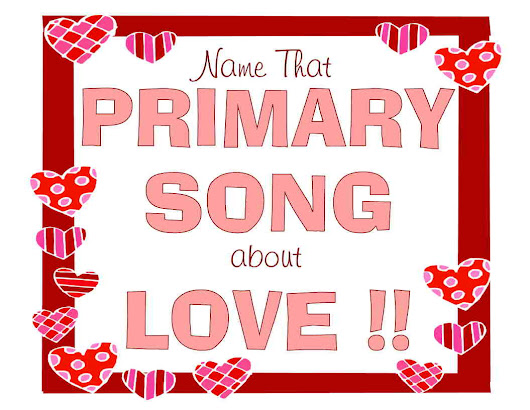 Name That Primary Song About Love
