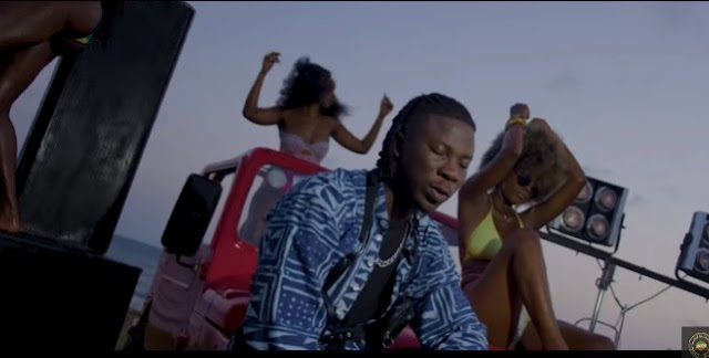 VIDEO: Stonebwoy – More (Mp4 Download)