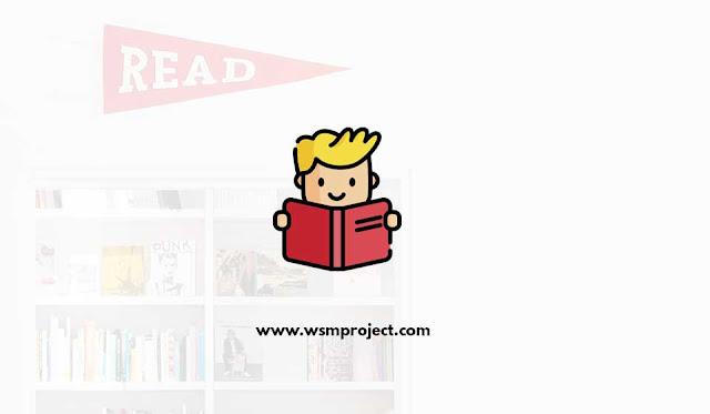 Cara Belajar Membaca-Kursus Membaca