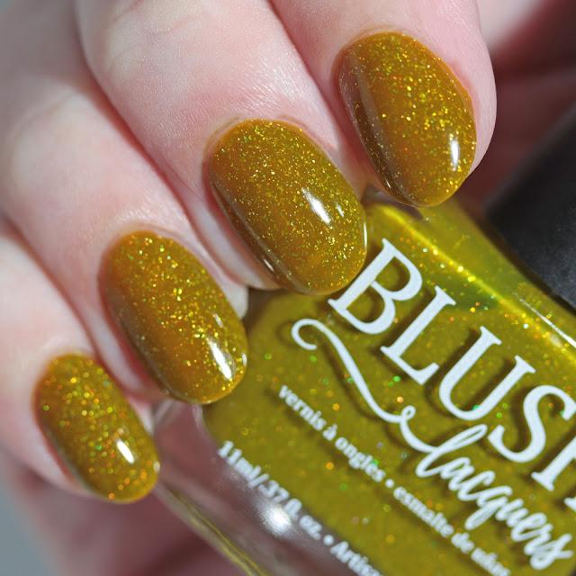 Blush Lacquers Positronic Brain