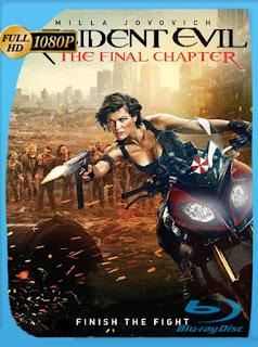 Resident Evil: Capítulo Final (2017) HD [1080P] Latino [Google Drive] Panchirulo