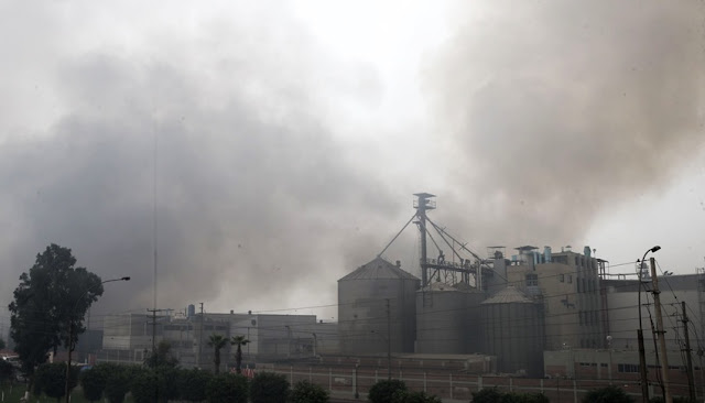 Dióxido de carbono CO2 en Lima