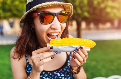 Eating corn can make you lose weight?