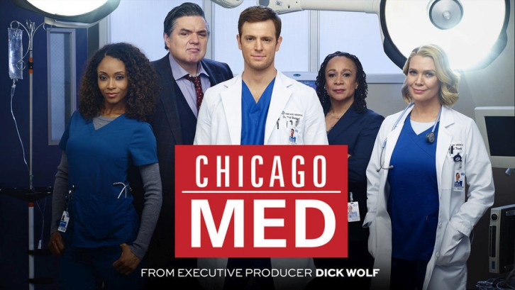 Chicago med will and natalie start dating