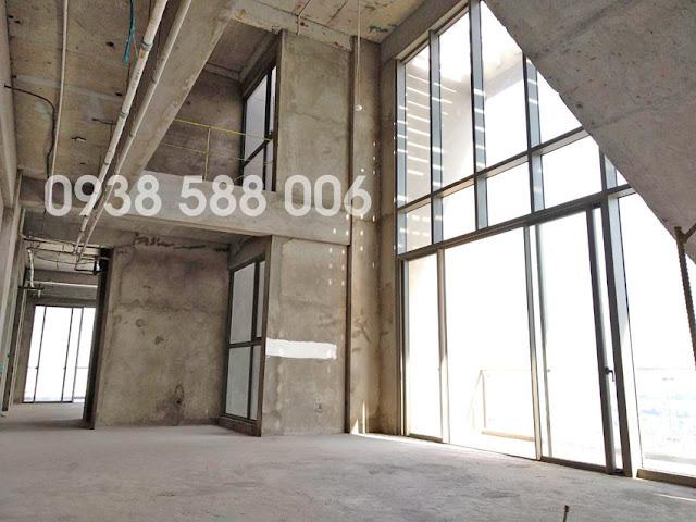Bán căn hộ penthouse Masteri Millennium quận 4.