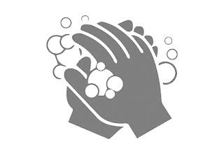 cuci tangan pakai sabun icon