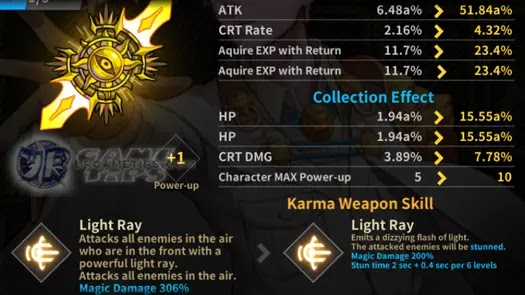 Lucid Adventure: Idle RPG - Light Blessed Karma Weapons 1