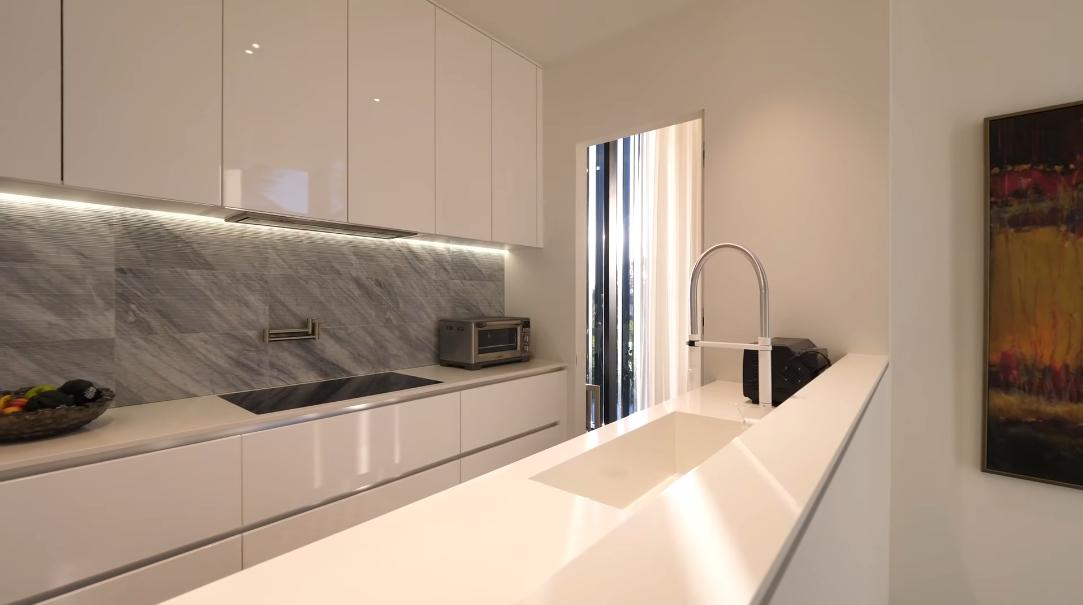 93 Interior Design Photos vs. 3715 S Ocean Blvd, Highland Beach, FL Ultra Luxury Mansion Tour