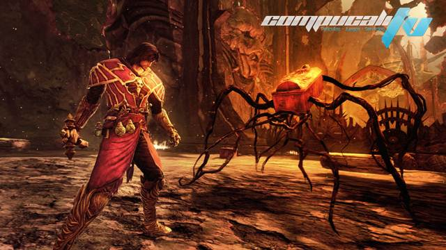 Ataque Castlevania Lords Of Shadow PC Full