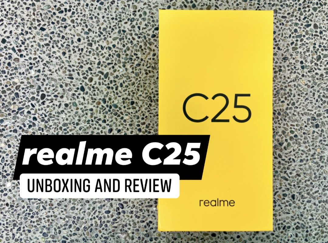 realme C25 Unboxing and Full Review