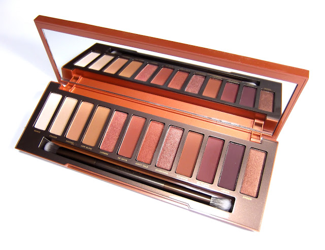 URBAN DECAY Naked Heat Palette Eyeshadow