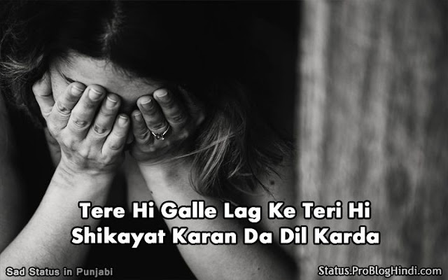 heart touching punjabi lines