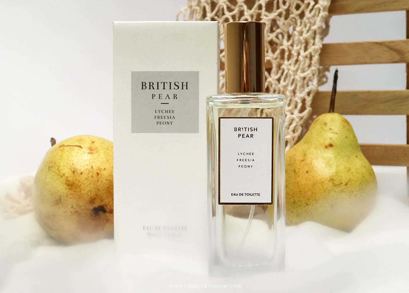 Review Miniso British Pear Eau De Toilette. Best Seller!