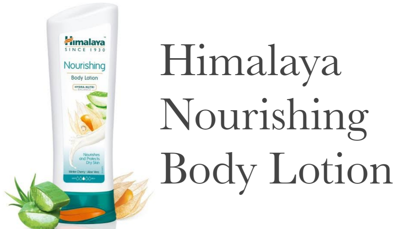 Best Body Lotions In India : Himalaya Nourishing Body Lotion Review Hindi