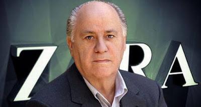 Amancio Ortega ($70,7 Miliar)