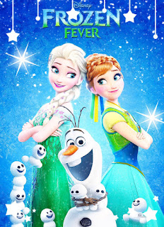 Frozen Fever 2015 dublat in romana