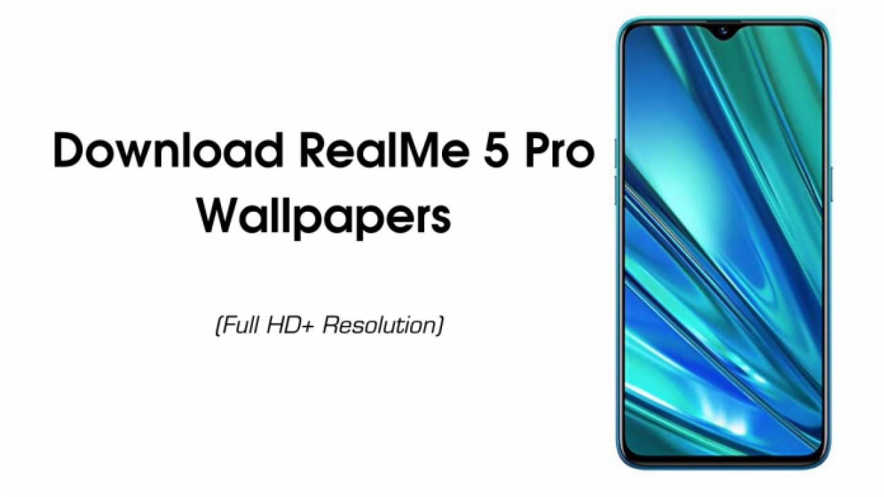 Unduh Wallpaper RealMe 5 Pro (Resolusi Full HD +)