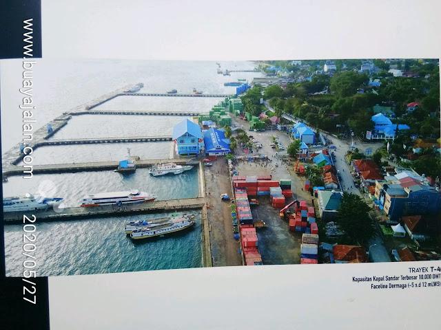 pelabuhan baubau
