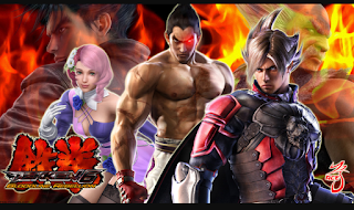 Download Tekken 6 Bloodline Rebellion PPSSPP Compressed ISO Game for Android