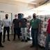 Três estados recebem doação de máscaras, alimentos e produtos de higiene