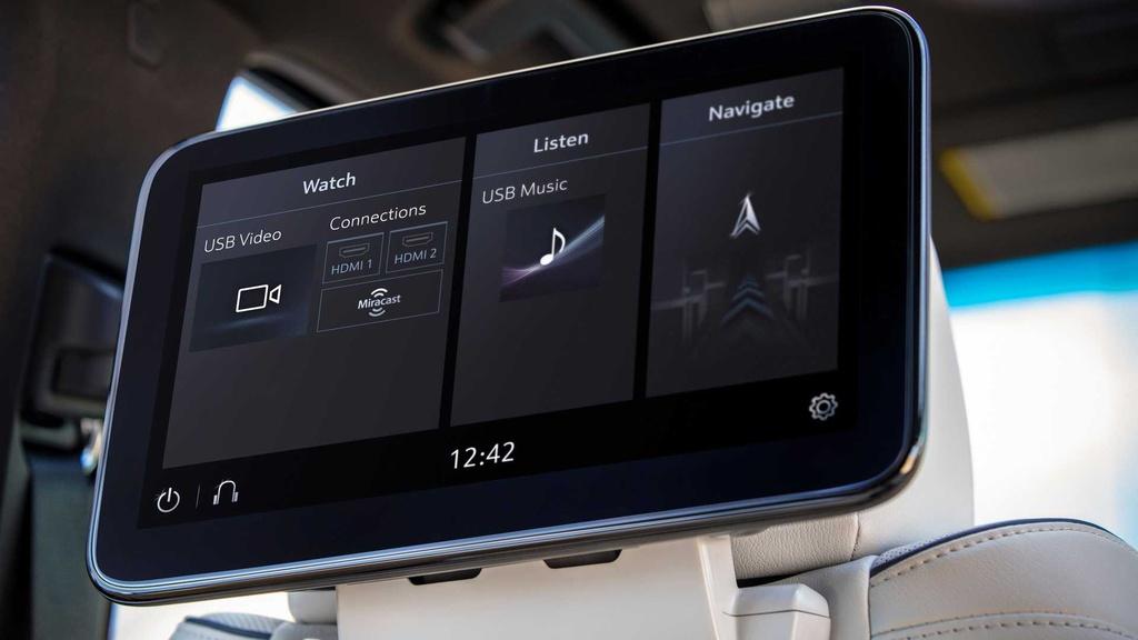 'Chuyên cơ mặt đất' Cadillac Escalade 2021 chốt giá bán