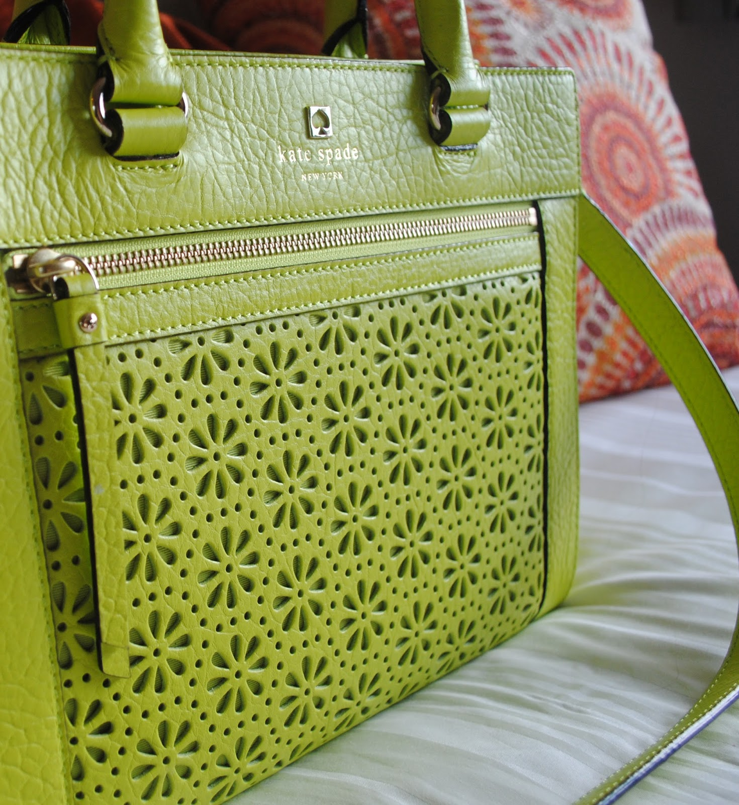 I Think Lime Green Is Actually My Favourite Colour It S Just So Bright And Love Knew Had To Have This Bag The Fl