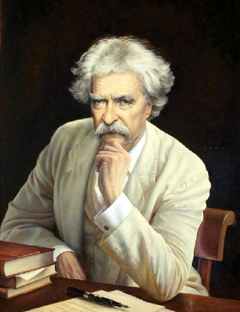 a biography of mark twain the greatest american author Mark twain biography of mark twain and a considered one of the first great american essays about mark twain written by other authors.