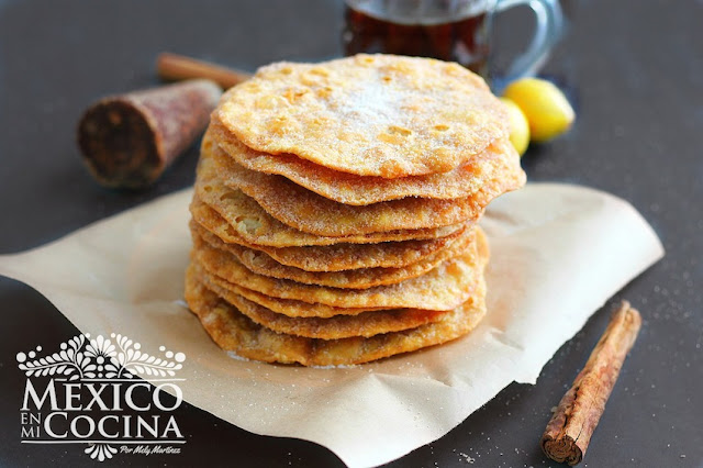 Buñuelos Mexicanos Recipe Bunuelos