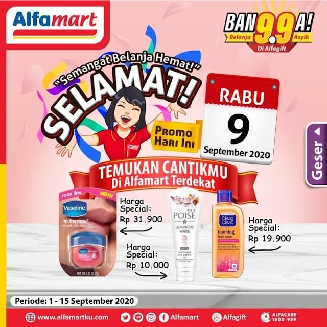 ALFAMART promo Semangat Belanja Hemat Produk Personal Care