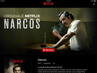 Netflix, l'app ufficiale per iPhone e iPad vers 7.2.3