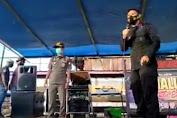 """Aparat Bubarkan Musik Elekton """"Malucca"""" di Pesta Pernikahan Bone"""