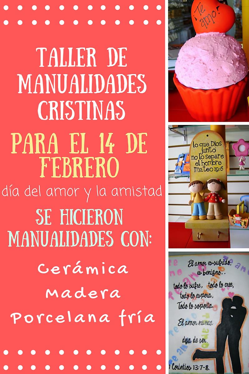 Escuela de manualidades bezaleel manualidades cristianas - Talleres manualidades para adultos ...