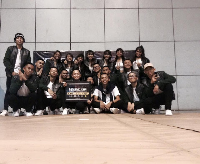 AMA Makati Dance Crew wins 2nd place in the Hype Up Dance Competition 2016!