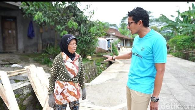 Kaget Banyak yang Tak Kenal Prabowo, Sandiaga Jadi Ingin Lakukan Ini
