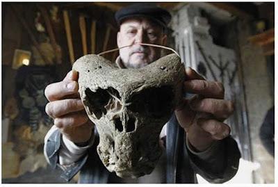 Estranho-cranio