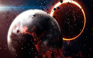 Apocalipse de São João: o eclipse solar do século que anuncia o fim do mundo. Os americanos e os europeus poderão testemunhar um dos fenômenos astronômicos mais temidos pelos cristãos evangélicos.