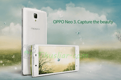 Cara Flash Oppo R831K Neo 3