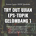Korean Center UKDW Membuka Pendaftaran Try Out Ujian EPS-TOPIK 2020 Gelombang 1