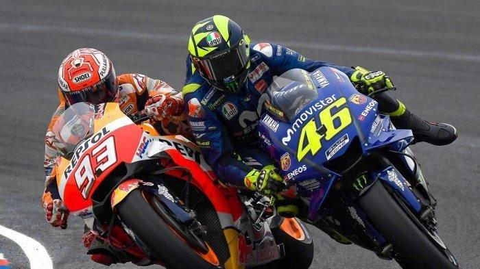 MotoGP 2019: Channel TV, Jadwal Balapan, Klasemen, Live Streaming