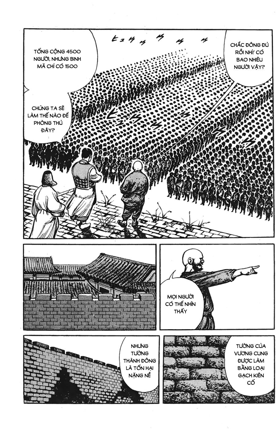 Bokko Chapter 3: Cách Ly sửa thành trang 6