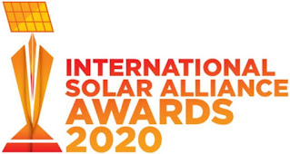 1st ISA Solar Awards 2020