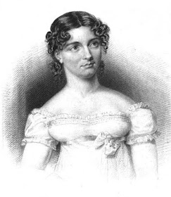 Frances Maria Kelly  from The Ladies' Monthly Museum (1819)