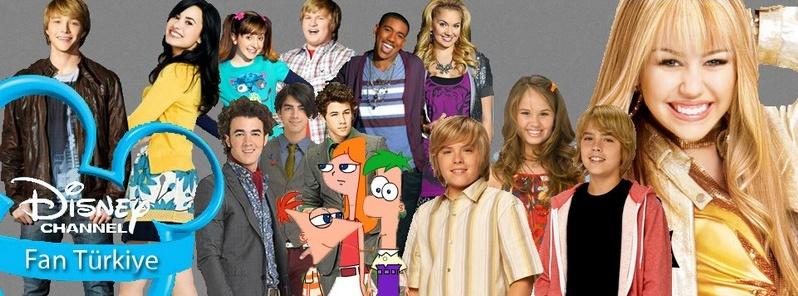 Disney Channel Çizgi Filmleri