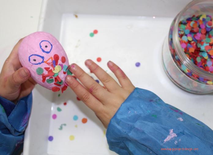 buho diy: manualidades con niños
