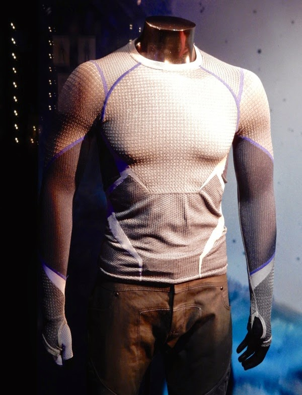 Avengers Age of Ultron Quicksilver costume
