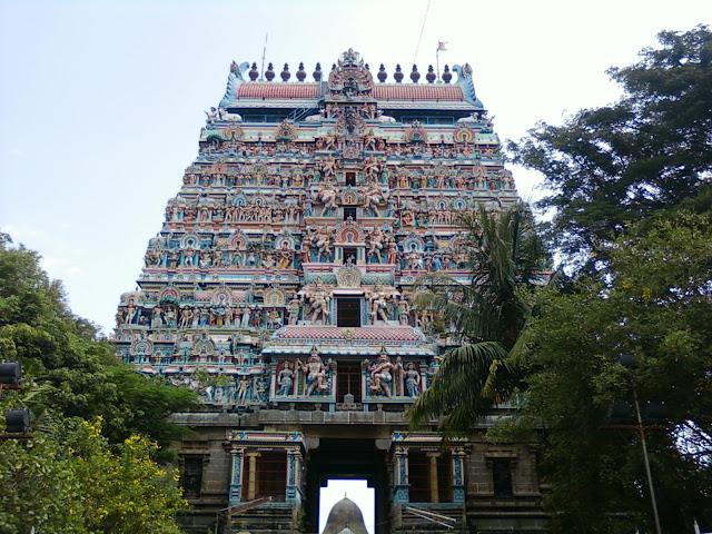 Thillai Nataraja temple Chidambaram